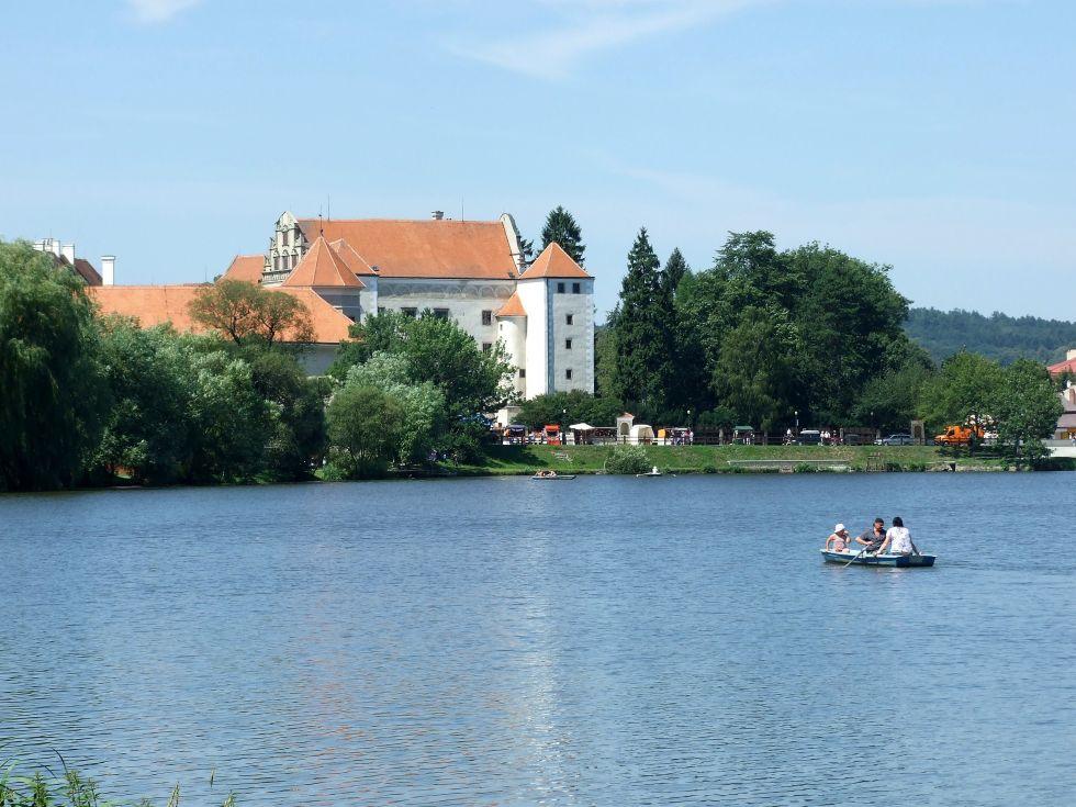 Rybník Štepnický rybník